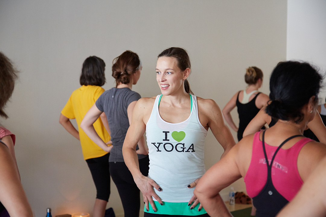 Post Graduate Yoga Teacher Training